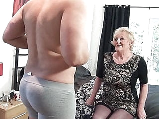 British old slut's cunt requires a new big cock every day mature top rated milf sex